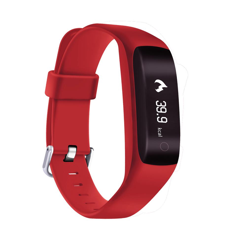 Lenovo HW01 Bluetooth 4.2 Smart Wristband Heart Rate ...